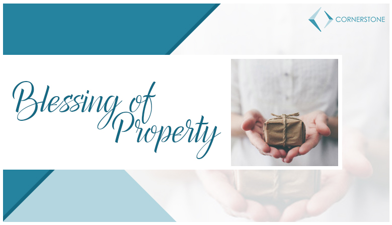 Blessing of Property